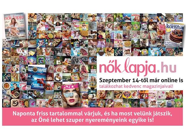 www.noklapja.hu játék pályázati feltételek