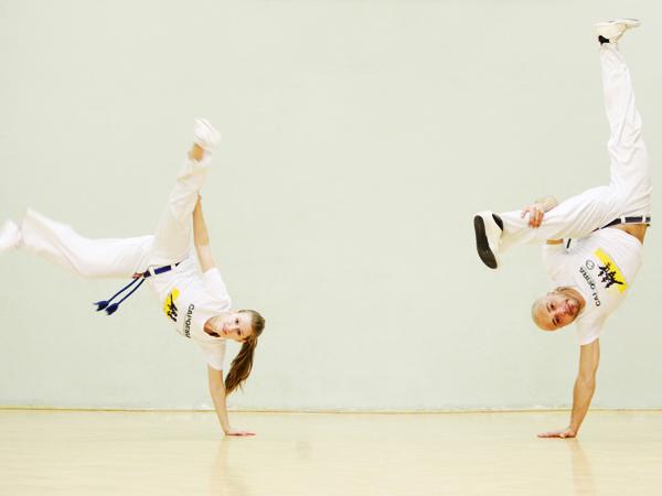 40 capoeira