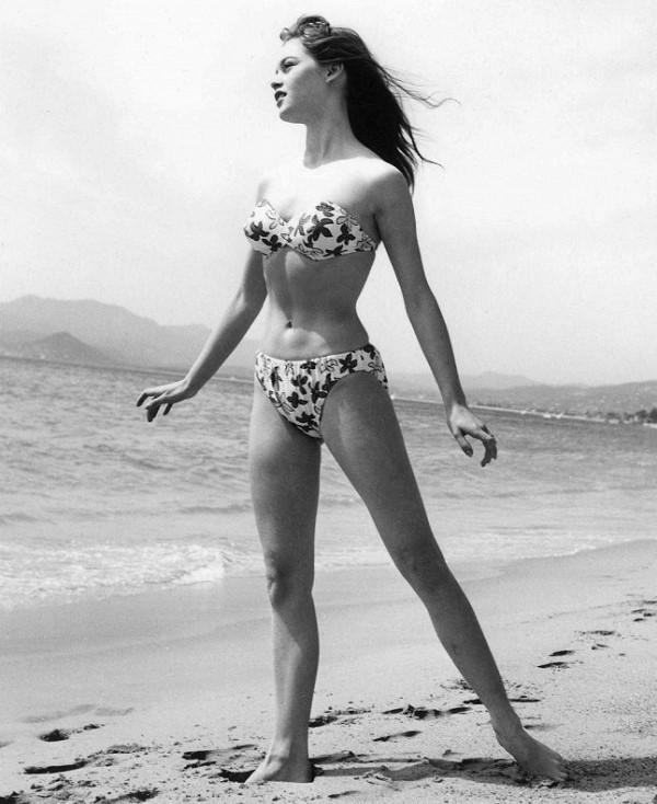 brigitte bardot bikini 1946