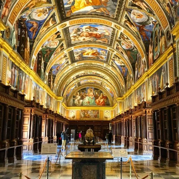 Biblioteca Laurenziana-firenze