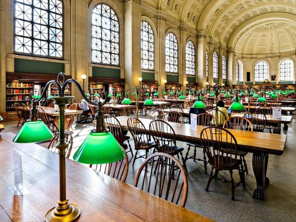 bostoni-könyvtár