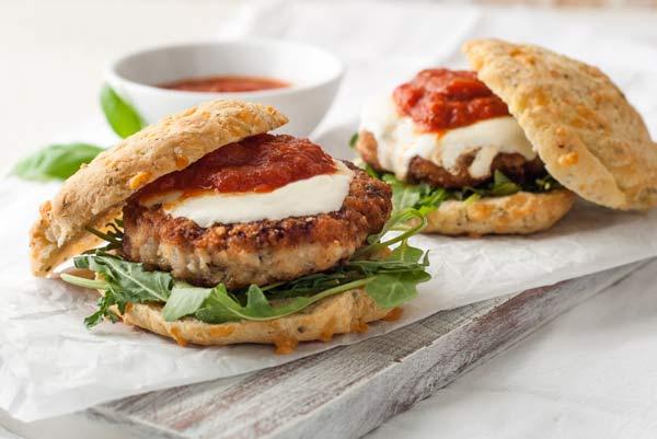 gluten-free-chicken-parmesan-burgers