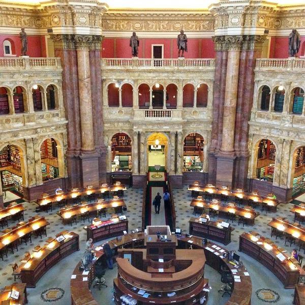 kongresszusi-könyvtár-washington