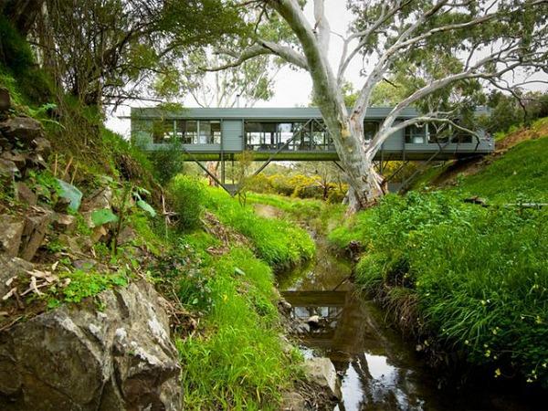 ökoház-hídház-ausztrália