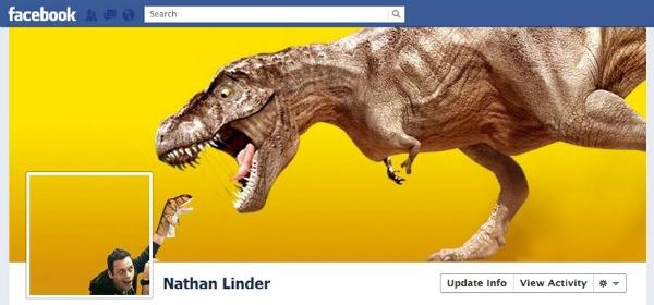 Csak óvatosan a dinoszaurusszal.