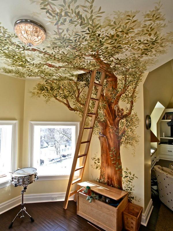 magical bedroom designs