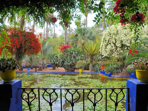 magánkert-jardin-majorelle