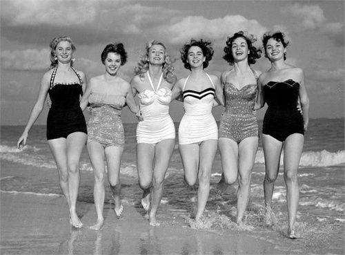 1940esévek fürdőruha