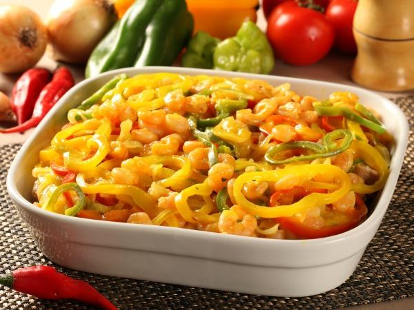 Traditional Brazilian dish called Moqueca de peixe.