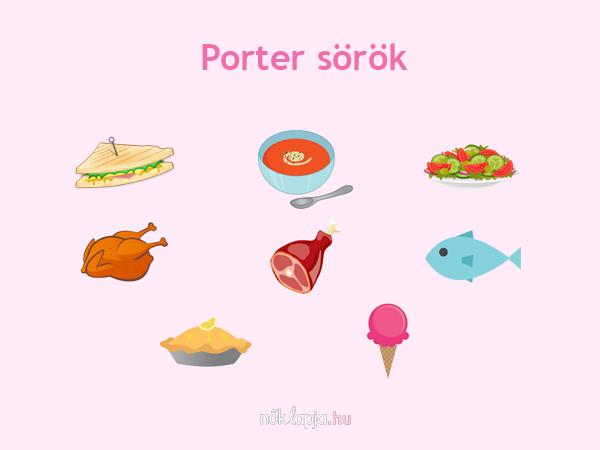 porter-sörök