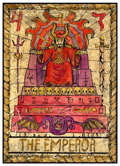 tarot-a-császár