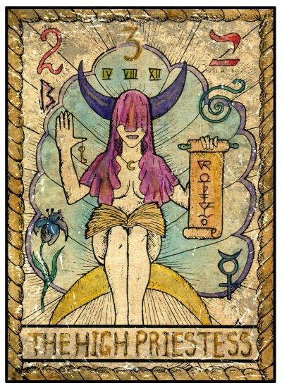 tarot-a-főpapnő