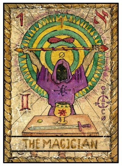tarot-a-mágus