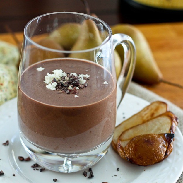 Caramelized-Pears-Chocolate-Goat-Cheese-Smoothie-13
