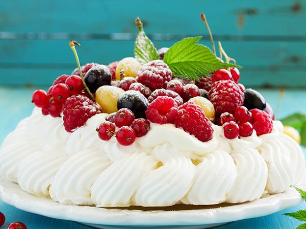pavlova-torta