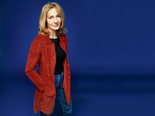 June 22, 2000, Edinburgh, Scotland: English author JK Rowling was propelled to stardom after her hugely successful series of Harry Potter books were published and subsequently adapted for the screen. Rowling, who was living on state benefits at the time her first book, The Philosopher's Stone, was published, is purported to be the first person ever to become a billionaire as a writer. ///JK Rowling., Image: 18040710, License: Rights-managed, Restrictions: No publication in the United Kingdom, Model Release: no, Credit line: Profimedia, Polaris