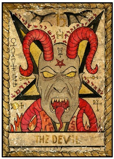 tarot-az-ördög