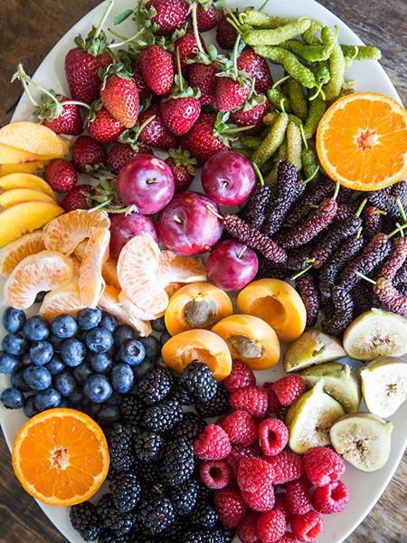 falatkák-gyümölcsök