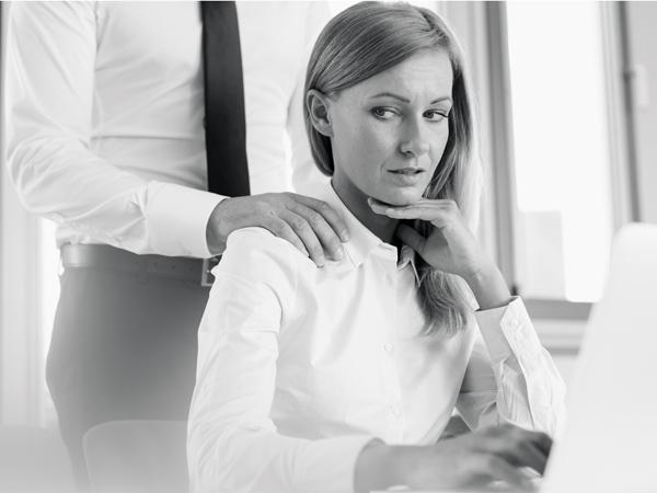 munkahelyi zaklatás