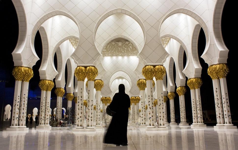 Sheikh Zayed Mosque, Abudhabi, UAE