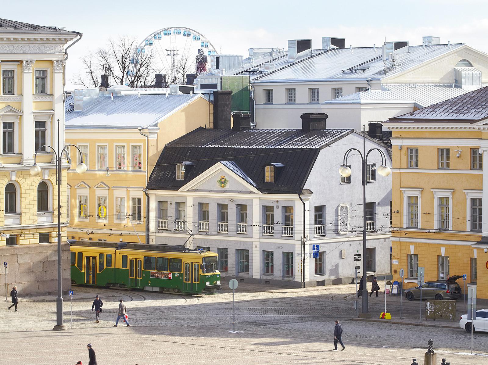 Helsinki múzeum