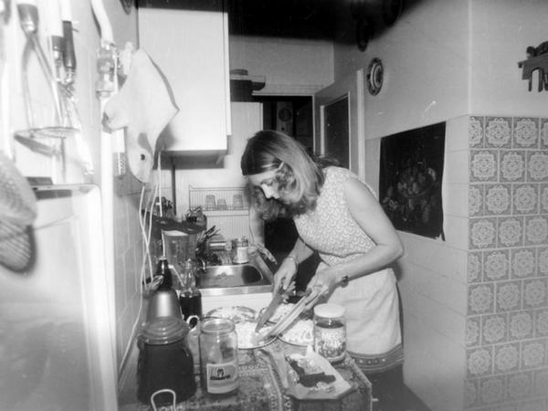 konyha régen