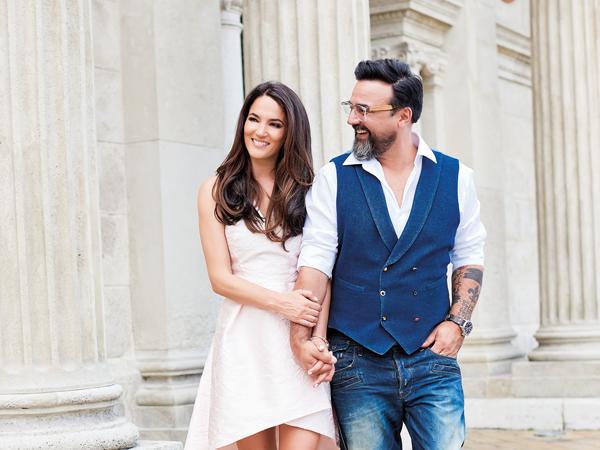 Zita és Gianni Annoni