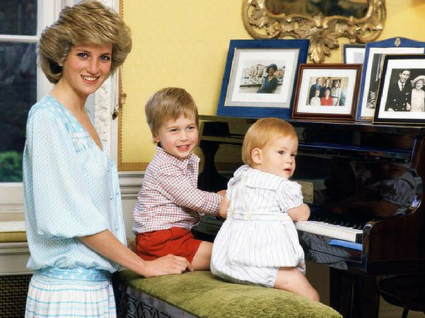 Diana és gyermekei