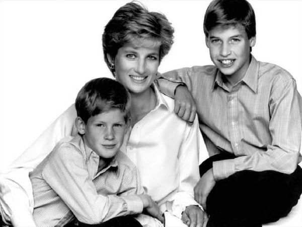Diana és a fiúk
