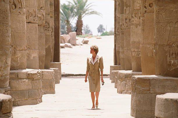 Diana Egyiptomban
