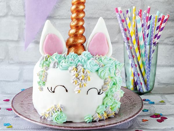 unikornis torta