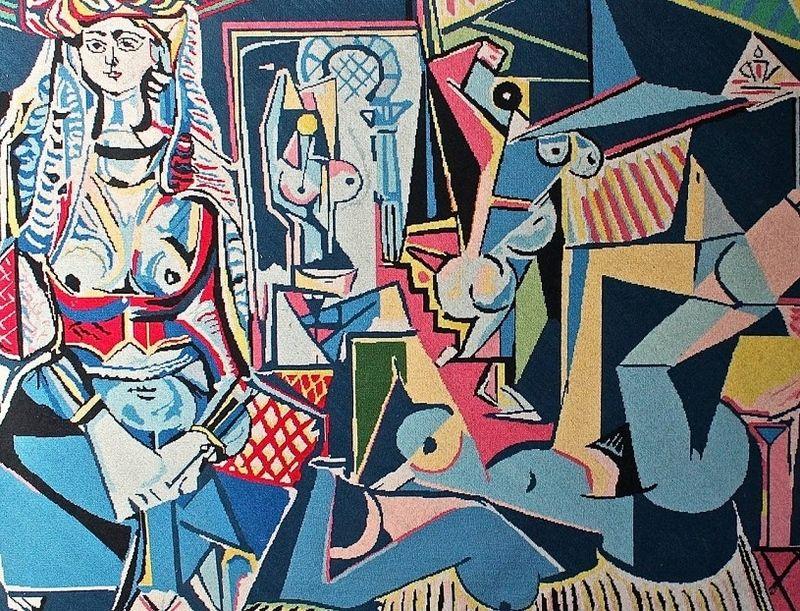 Algériai nők – O változat - Pablo Picasso