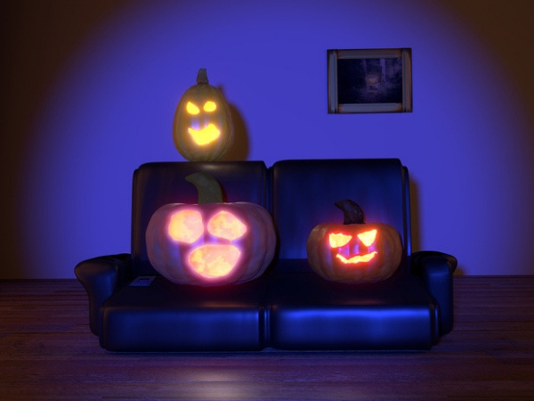 halloween mozi