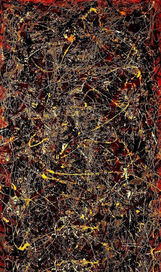 No. 5, 1948 — Jackson Pollock