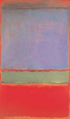 No. 6 — Mark Rothko