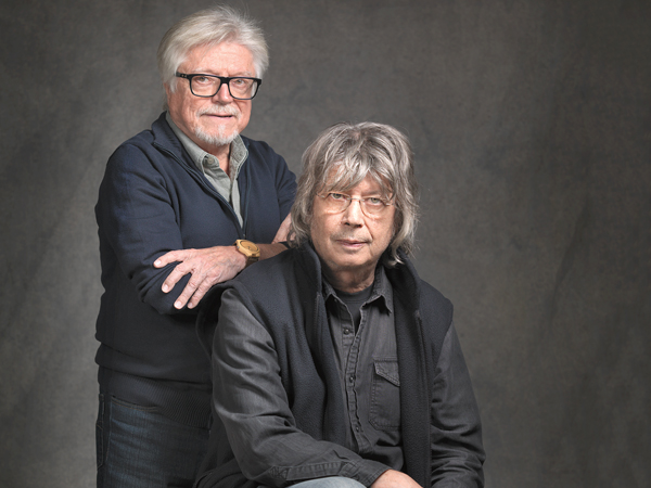 Szörényi Levente és Bródy János