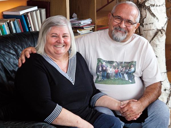 Élettörténet Tóth házaspár