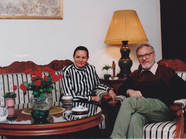 Müller Péter és Müller Ágnes