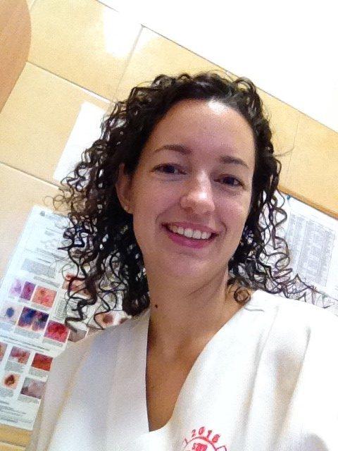 Dr. Varga Anita bőrgyógyász-onkológus
