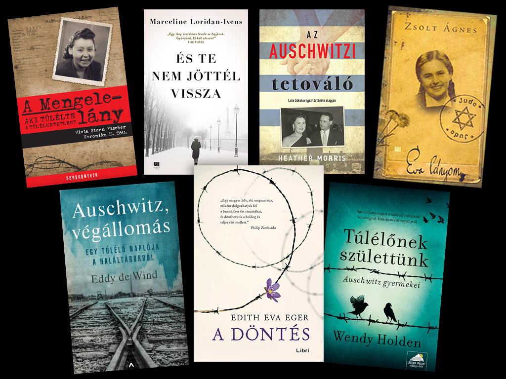 7 fontos és szívbe markoló könyv a holokausztról